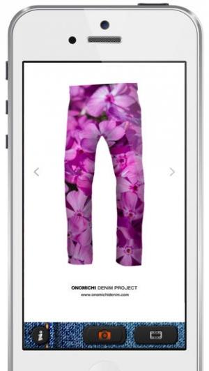 iPhone、iPadアプリ「DENIMCAM(デニムカム)」のスクリーンショット 4枚目