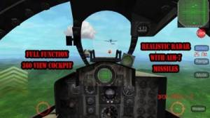 iPhone、iPadアプリ「Gunship III - Combat Flight Simulator」のスクリーンショット 1枚目