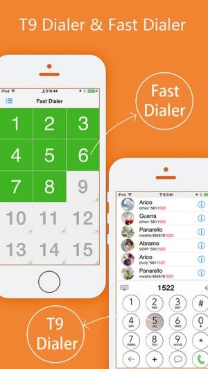 iPhone、iPadアプリ「aContacts - スマートコンタクト&グループ管理、Google用コンタクト・シンク」のスクリーンショット 3枚目