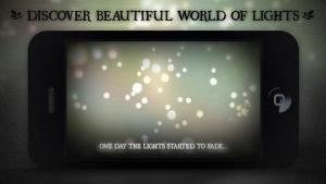 iPhone、iPadアプリ「光の旅」のスクリーンショット 1枚目