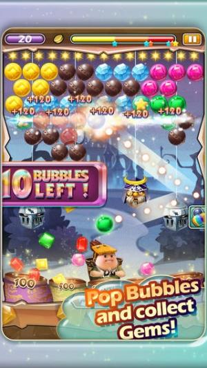 iPhone、iPadアプリ「Ace Jewel Shooter」のスクリーンショット 3枚目