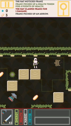 iPhone、iPadアプリ「Dungeonism」のスクリーンショット 2枚目