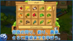 iPhone、iPadアプリ「The Island: Castaway 2®」のスクリーンショット 4枚目