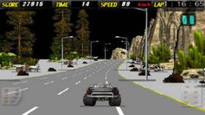 iPhone、iPadアプリ「A Super Monster Truck Racing 3D- Free Real Multiplayer Offroad Race Game」のスクリーンショット 5枚目