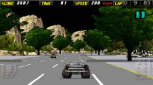 iPhone、iPadアプリ「A Super Monster Truck Racing 3D- Free Real Multiplayer Offroad Race Game」のスクリーンショット 4枚目