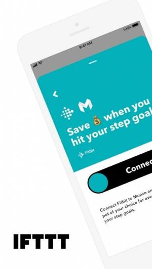 iPhone、iPadアプリ「IFTTT」のスクリーンショット 1枚目
