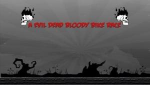 iPhone、iPadアプリ「A Evil Dead Bloody Bike Race」のスクリーンショット 4枚目