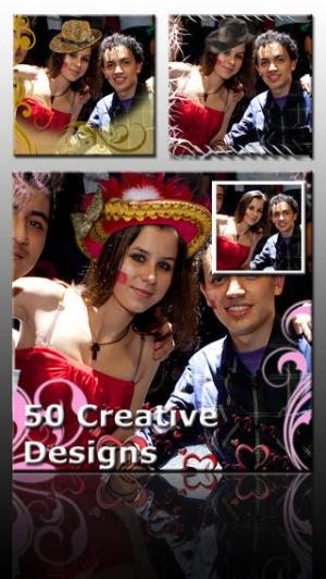 iPhone、iPadアプリ「AceCam Hat - Photo Effect for Instagram」のスクリーンショット 2枚目