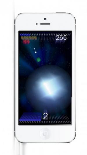 iPhone、iPadアプリ「リラックス・コスモス」のスクリーンショット 3枚目