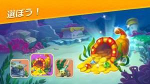 iPhone、iPadアプリ「フィッシュダム(Fishdom)」のスクリーンショット 2枚目