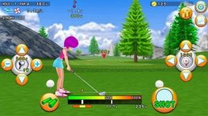 iPhone、iPadアプリ「ゴルフモデラ」のスクリーンショット 2枚目