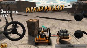 iPhone、iPadアプリ「Extreme Forklifting」のスクリーンショット 1枚目