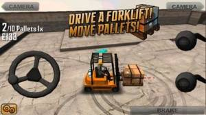 iPhone、iPadアプリ「Extreme Forklifting」のスクリーンショット 4枚目