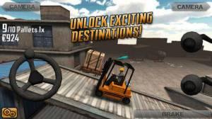 iPhone、iPadアプリ「Extreme Forklifting」のスクリーンショット 3枚目