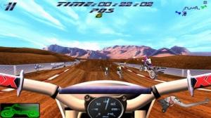 iPhone、iPadアプリ「Ultimate MotoCross 2」のスクリーンショット 4枚目