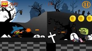iPhone、iPadアプリ「A Zombie World War - 自由のためのゾンビゲーム」のスクリーンショット 4枚目