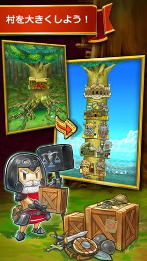 iPhone、iPadアプリ「Little Raiders: Robin's Revenge」のスクリーンショット 3枚目