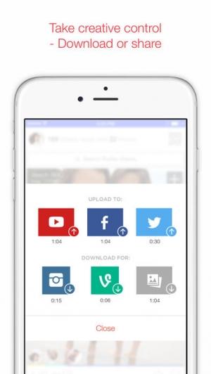 iPhone、iPadアプリ「MixBit - Collaborative Video.」のスクリーンショット 5枚目