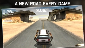 iPhone、iPadアプリ「Zombie Highway: Driver's Ed」のスクリーンショット 5枚目