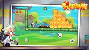 iPhone、iPadアプリ「消防士 (Fireman)」のスクリーンショット 1枚目