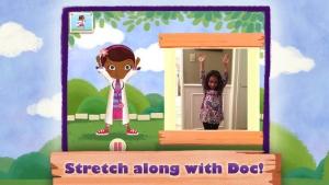 iPhone、iPadアプリ「Doc McStuffins: Moving with Doc」のスクリーンショット 3枚目