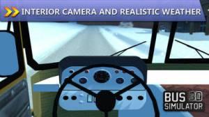 iPhone、iPadアプリ「Bus Simulator 3D」のスクリーンショット 4枚目
