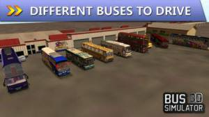 iPhone、iPadアプリ「Bus Simulator 3D」のスクリーンショット 5枚目