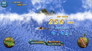 iPhone、iPadアプリ「Ancient Surfer」のスクリーンショット 3枚目