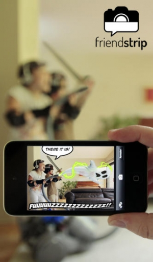 iPhone、iPadアプリ「FriendStrip Kids Pro」のスクリーンショット 4枚目