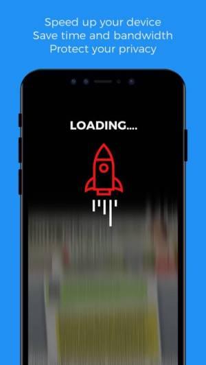 iPhone、iPadアプリ「AdBlock」のスクリーンショット 5枚目