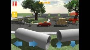 iPhone、iPadアプリ「Car & Trailer Parking - Realistic Simulation Test Free」のスクリーンショット 2枚目