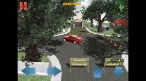 iPhone、iPadアプリ「Car & Trailer Parking - Realistic Simulation Test Free」のスクリーンショット 4枚目