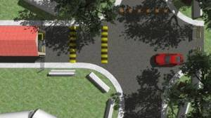 iPhone、iPadアプリ「Car & Trailer Parking - Realistic Simulation Test Free」のスクリーンショット 5枚目