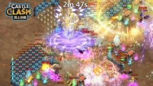 iPhone、iPadアプリ「Castle Clash:頂上決戦」のスクリーンショット 5枚目