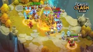 iPhone、iPadアプリ「Castle Clash:頂上決戦」のスクリーンショット 3枚目