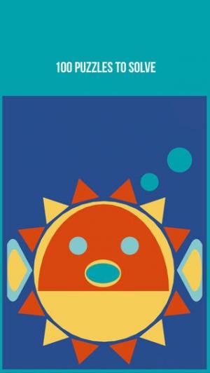 iPhone、iPadアプリ「Color Zen Kids」のスクリーンショット 4枚目