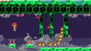 iPhone、iPadアプリ「リンゴさんのジャンプアクション」のスクリーンショット 4枚目