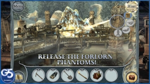 iPhone、iPadアプリ「Treasure Seekers 3: Follow the Ghosts, Collector's Edition (Full)」のスクリーンショット 4枚目