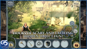 iPhone、iPadアプリ「Treasure Seekers 3: Follow the Ghosts, Collector's Edition (Full)」のスクリーンショット 5枚目