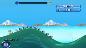iPhone、iPadアプリ「地下鉄ウォリアーズサーファーズの無料ゲームとの戦い」のスクリーンショット 3枚目