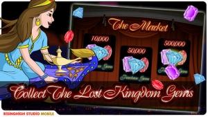 iPhone、iPadアプリ「グレートロイヤル王国宮殿エスケープの夜にアラビアのプリンセス - 無料キッズゲーム」のスクリーンショット 5枚目