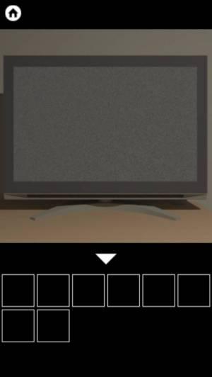 iPhone、iPadアプリ「脱出ゲーム 霊のいる部屋」のスクリーンショット 2枚目
