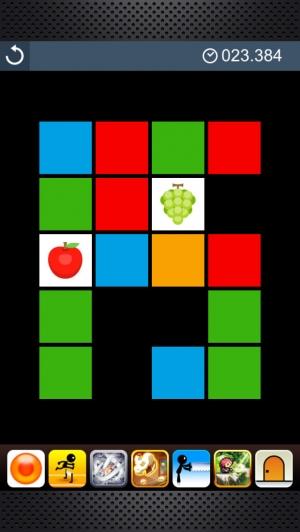 iPhone、iPadアプリ「神経衰弱SR」のスクリーンショット 2枚目