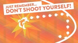 iPhone、iPadアプリ「Don't Shoot Yourself!」のスクリーンショット 5枚目