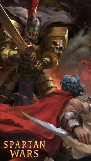 iPhone、iPadアプリ「スパルタ戦争:栄誉の帝国 for Tango」のスクリーンショット 5枚目