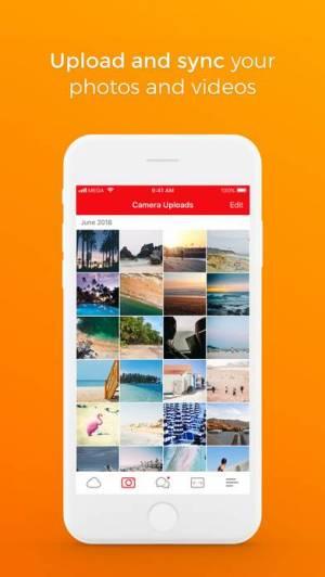 iPhone、iPadアプリ「MEGA」のスクリーンショット 5枚目