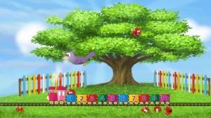 iPhone、iPadアプリ「教育ゲームの子供たち」のスクリーンショット 4枚目