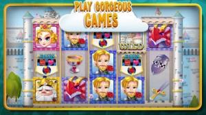 iPhone、iPadアプリ「myVEGAS Slots – Casino Slots」のスクリーンショット 2枚目