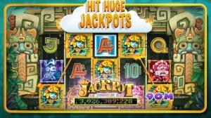 iPhone、iPadアプリ「myVEGAS Slots – Casino Slots」のスクリーンショット 3枚目