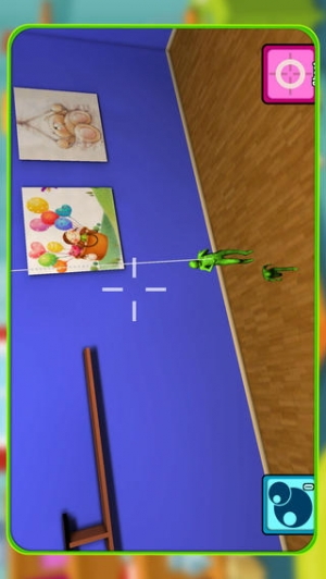 iPhone、iPadアプリ「グッズ 兵士 - Toy Soldiers - A Kids Play Soldier Story」のスクリーンショット 1枚目